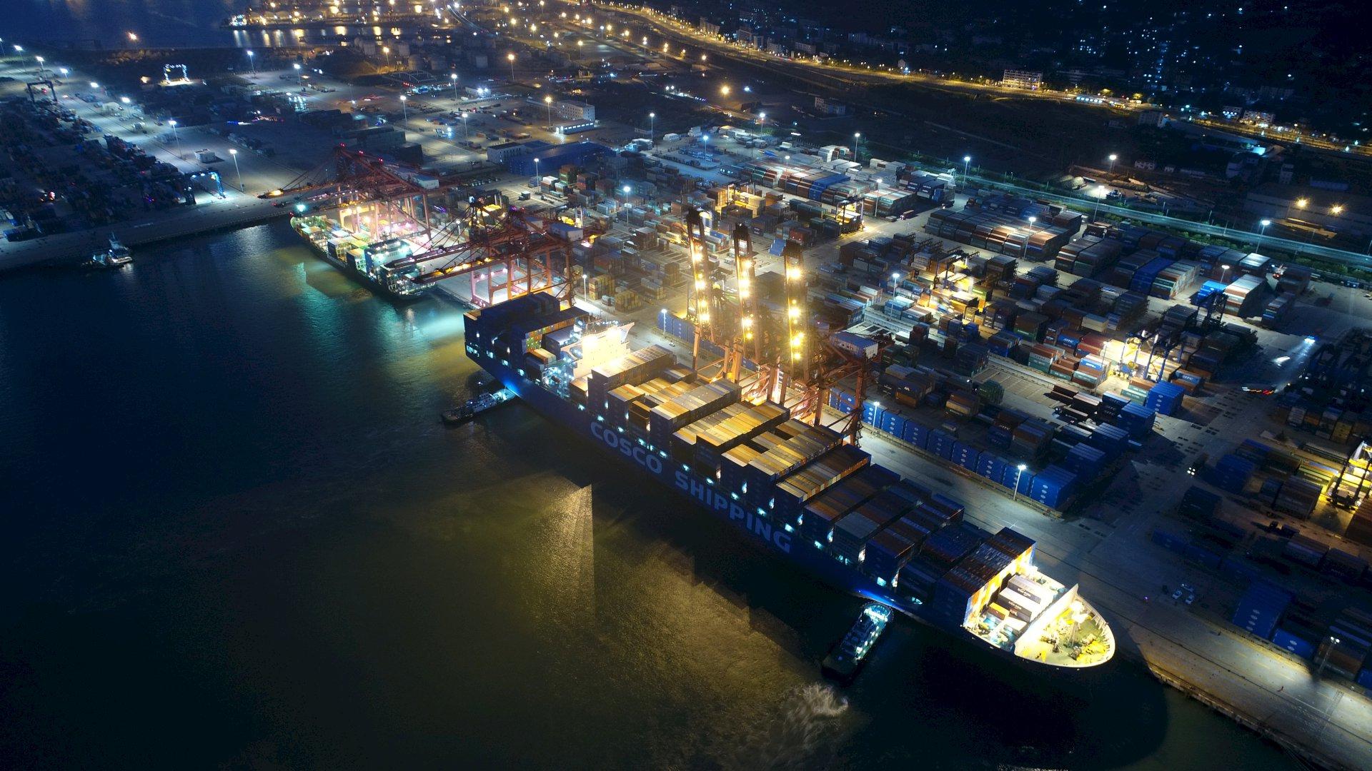 COSCO SHIPPING Lines • Nurminen Maritime